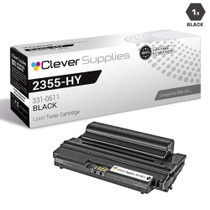 Dell 2355 Toner Compatible Cartridge High Yield Black