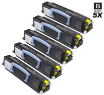 Dell 310-8707 Premium OEM Quality Toner Compatible Cartridge High Yield Black 5 Pack