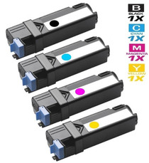 Compatible Dell 310-9058/ 310-9060/ 310-9064/ 310-9062 Laser Toner Cartridge 4 Color Set