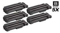 Compatible Dell 310-9523 Premium Quality Toner Cartridge High Yield Black 5 Pack
