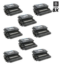 Compatible Dell 330-2045 Toner Cartridge High Yield Black 8 Pack