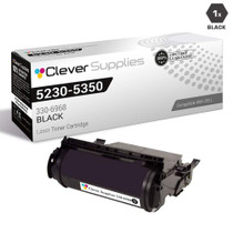 Compatible Dell 330-6968 (F362T) Toner Cartridge MICR High Yield Black