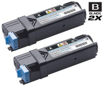 Compatible Dell 331-0720 Toner Cartridge High Yield Black 2 Pack