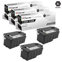 Dell 331-0778 Toner Compatible Cartridge High Yield Black 3 Pack