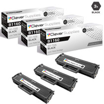 Compatible Dell 331-7335 Toner Cartridge Black 3 Pack