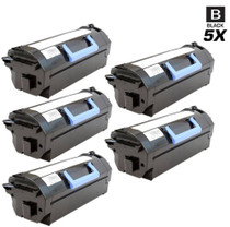 Dell 331-9795 Toner Compatible Cartridge Extra High Yield Black 5 Pack