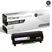 Compatible Dell 331-9805 Toner Cartridge Black