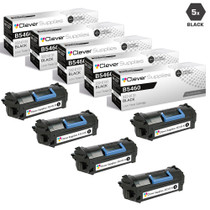 Compatible Dell 332-0131 Toner Cartridge Extra High Yield Black 5 Pack
