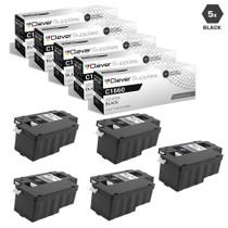 Dell 332-0399 Toner Compatible Cartridge Black 5 Pack