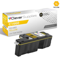 Compatible Dell 332-0402 Toner Cartridge Yellow