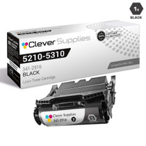 Compatible Dell 341-2916 (UD314) Toner Cartridge MICR Extra High Yield Black