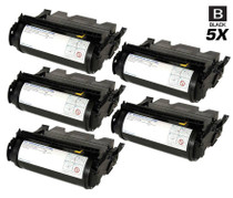 Compatible Dell 341-2919 Premium Quality Toner Cartridge High Yield Black 5 Pack