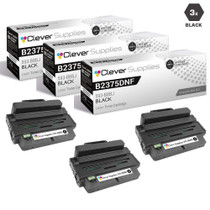 Compatible Dell 593-BBBJ (C7D6FXL) Toner Cartridge Maximum Yield Black 3 Pack