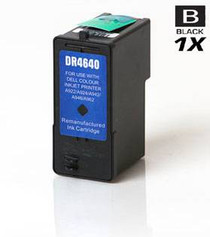 Dell 962 Ink Remanufactured Cartridge High Yield Black