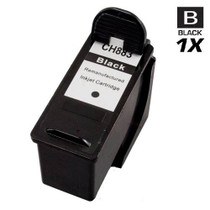Compatible Dell 968w Ink Remanufactured Cartridge Black
