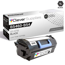 Compatible Dell B5460DN Toner Cartridge Black