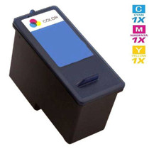 Dell CN596 Ink Remanufactured Cartridge Tri Color
