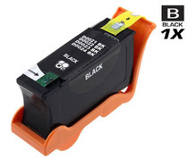 Dell V313w Wireless Pink Ink Compatible Cartridge Black
