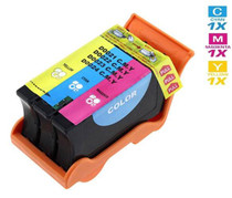 Dell XGRC3 Ink Compatible Cartridge Tri Color
