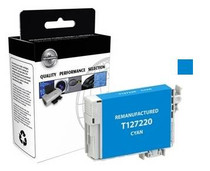 Compatible 755-Page Epson 127 Cyan Extra High-Capacity Ink Cartridge/ T127220