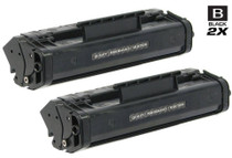 Canon FX-3 (1557A002BA) Toner Cartridges Compatible Black 2 Pack
