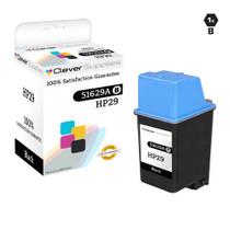HP 51629A (HP-29) Ink Cartridge Remanufactured Black