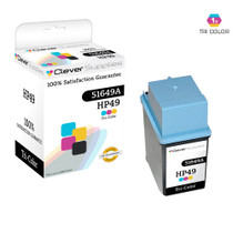 HP 51649A (HP-49) Ink Cartridge Remanufactured Tri-Color