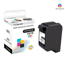 CS Compatible Replacement for HP C1823D (HP-23) Ink Cartridge Remanufactured Tri Color