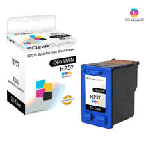 HP C6657A (HP-57) Ink Cartridge Remanufactured Tri Color