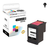 CS Compatible Replacement for HP C8765WN (HP-94) Ink Cartridge Remanufactured Black