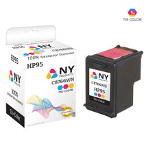 CS Compatible Replacement for HP C8766WN (HP-95) Ink Cartridge Remanufactured Tri Color