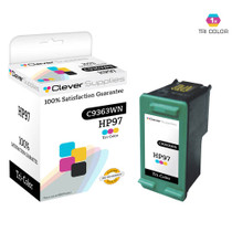 CS Compatible Replacement for HP C9363WN (HP-97) Ink Cartridge Remanufactured Tri Color