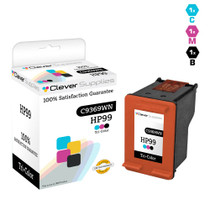 HP C9369WN (HP-99) Ink Cartridge Remanufactured Photo Color