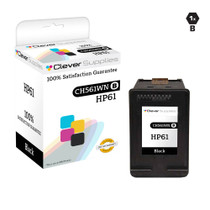 HP CH561WN (HP-61) Ink Cartridge Remanufactured Black