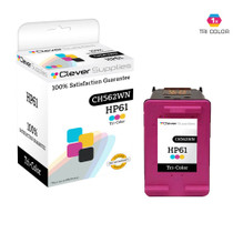 CS Compatible Replacement for HP CH562WN (HP-61) Ink Cartridge Remanufactured Tri Color