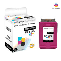 CS Compatible Replacement for HP CH564WN (HP-61XL) Ink Cartridge Remanufactured High Yield Tri Color