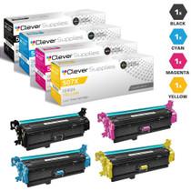 HP LaserJet 500 Toner Cartridge Color Laserjet 4 Color Set