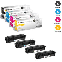 HP MFP M476dn Toner Cartridge Color Laserjet 4 Color Set