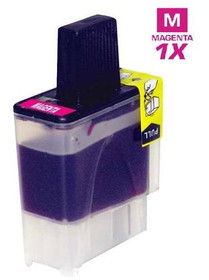 Compatible Premium Brother LC41M InkJet Cartridge Magenta