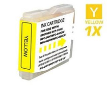 Brother LC51Y InkJet Compatible Cartridge Yellow