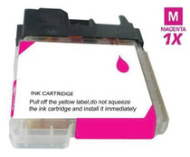 Compatible Brother LC61M InkJet Cartridge Magenta
