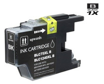 Compatible Brother LC75BK InkJet Cartridge Black