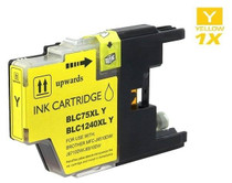 Compatible Brother LC75Y InkJet Cartridge Yellow