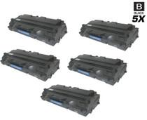 Compatible Samsung ML-1250 Laser Toner Cartridge Black 5 Pack