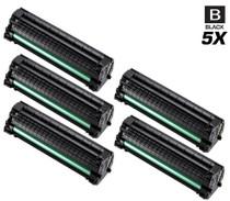 Compatible Samsung ML-1861 Laser Toner Cartridge Black 5 Pack
