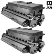 Compatible Samsung ML-2150N Laser Toner Cartridge Black 2 Pack