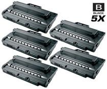 Samsung ML-2250 Compatible Laser Toner Cartridge Black 5 Pack