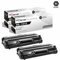 Compatible Samsung ML-4500 Laser Toner Cartridge Black 2 Pack