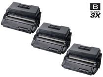 Compatible Samsung ML-4050N Laser Toner Cartridges Black 3 Pack