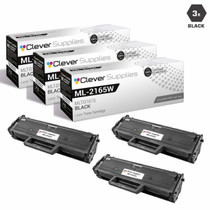 Compatible Samsung MLT-D101S Laser Toner Cartridge Black 3 Pack